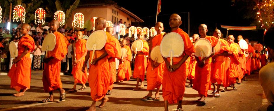 Bhikku Vinaya a la Sri Lanka, under threat from new Code-of-Conduct Bill: PHU
