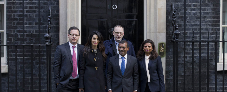Lanka's role in solving Maldivian crisis