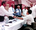 Disability rights activist seeks right to equality provision in new constitution