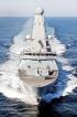 HMS Defender comes a- calling