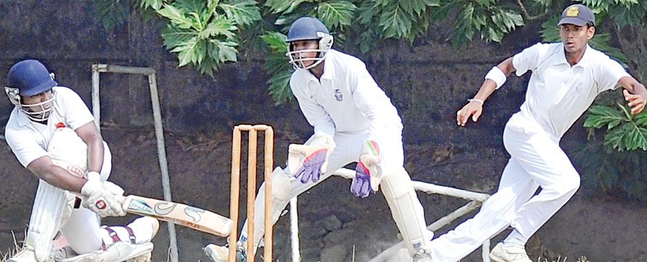 S. Thomas' home for lunch,  crush Nalanda by innings