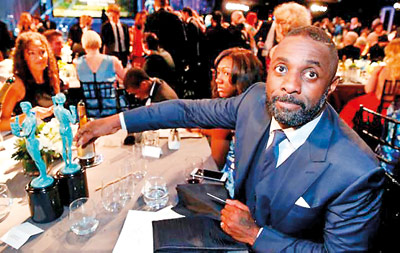 Five Actors of Color Just Dominated the Screen Actors Guild Awards