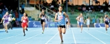 Selection trials for three junior international meets