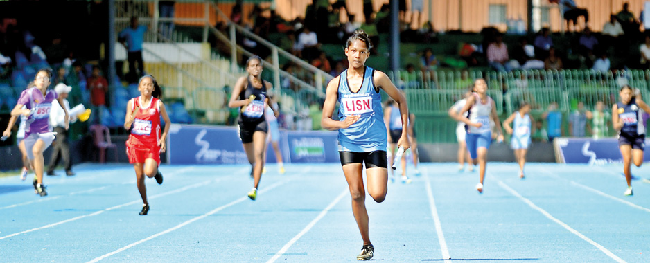 Selection trials for three junior international meets