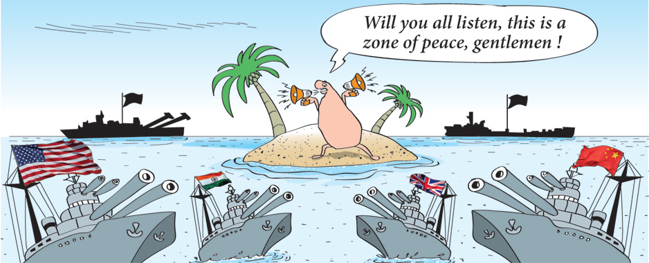 How Sri Lankan diplomacy was undermined by big power politics