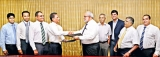 Commercial Bank supports 'Ransalu' loyalty privilege programme for apparel sector