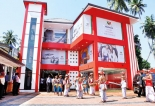 Wasana Trading  unveils flagship showroom with green concept