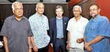 Editors' Guild of Sri Lanka welcomes Commonwealth Media Trust official