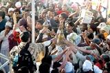 Millions trek to Sri Pada; crowd control uphill task