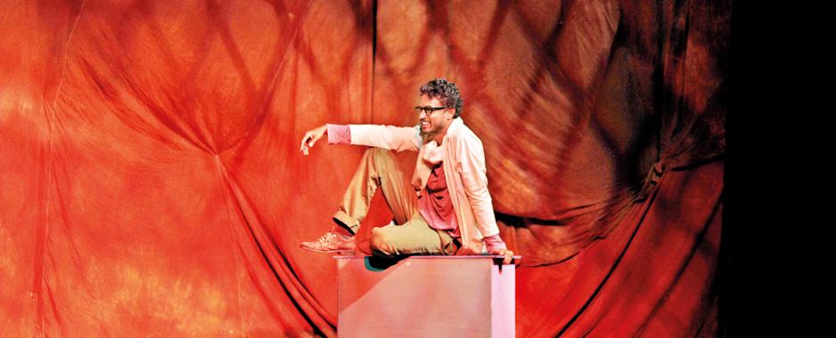 A play on a taboo theme 'Gabsawa', a new production