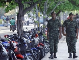 Maldives and Sri Lanka: Democracy between a rock and a hard place