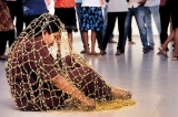 Chained and netted, an exhibition to reflect on