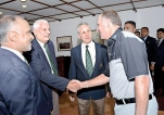 Prime Minister of New Zealand visits Royal Colombo Golf Club