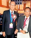 APPA award for  Sri Lankan doctor