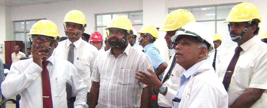Norochcholai plant shut down with grid failure