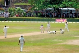 Mahinda hold  Richmond to a draw
