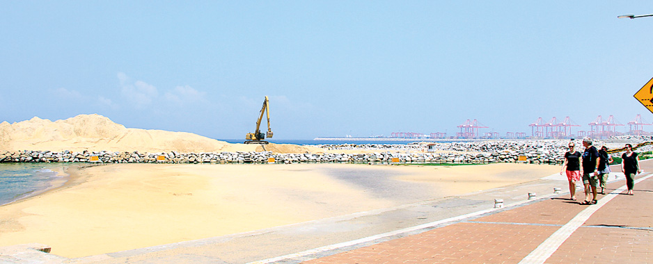 Colombo Port City work to resume soon