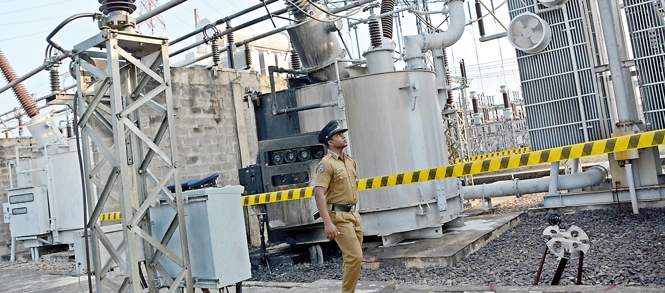 Another power failure: CEB must switch to  hi-tech professionalism