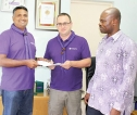 Janaprith gets World Scouts Internal Quality Auditor certificate