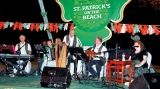Irish Fest on 'Paradise Beach'