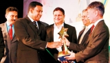 'Manusath Derana won the prestigious JASTECA Gold