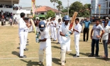 Kavindu and Ramesh help St. Servatius to 24-run first innings lead