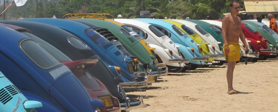 17 years of 'Pride', Volkswagen Beetle Owners' Club celebrates