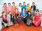 Young trainees hopeful of beauty business in the North
