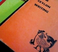 New Ceylon Writing returns with promises of something different