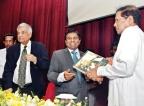 'C.P. de Silva- The Minneriyo Deviyo' book launch