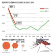 Dengue sites need to be cleared with 'military precision'