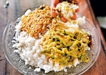 Local study to increase daily intake  of essential vitamins through rice