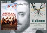 Cinema on Shakespeare at SLF