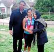 Sri Lankan completes London Marathon