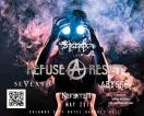 Stigmata to enthral audiences next Sundaywith 'Refuse/Resist'
