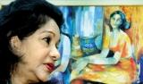 Iromie at World Art Dubai