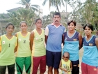 Lankans to face Rio qualifying in Beach Volleyball