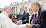 9,000 Rotarians worldwide attend Vatican's Jubilee Audience