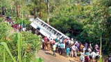 Spike in accidents in Nuwara Eliya district