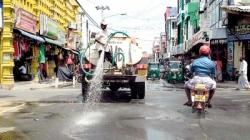 Jaffna's battle to beat the heat