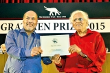 Thiyagaraja Arasanayagam awarded Gratiaen Prize 2015