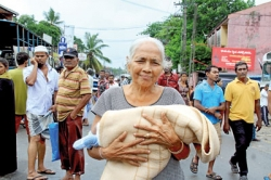 Rising from Sri Lanka's flood of destruction