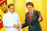 Japanese largesse for Sri Lanka