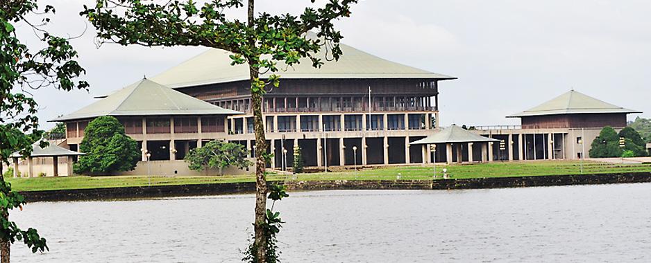 Money down the babbling brook by the banks of the Diyawanna