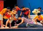 Drama and dance,  Sunera performing arts workshops in the limelight
