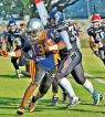 University Flag Football tournament in June