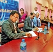 Peradeniya Uni. and SLT sign MoU for free WiFi facilities within campus