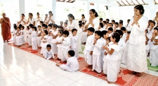 Asian International School Vesak programme