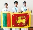 Sri Lankan students triumph at Intel ISEF 2016