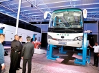 'Micro Cars' together with Chinese 'Yutong' offers modern bus servicing facilities